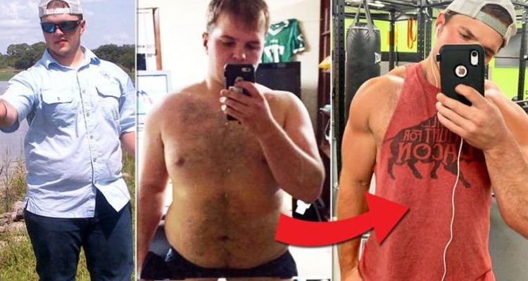 Weight loss diet plan: Man who lost 8.6 stone and over